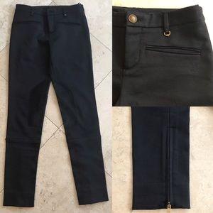 Gucci riding pants, black, size 38